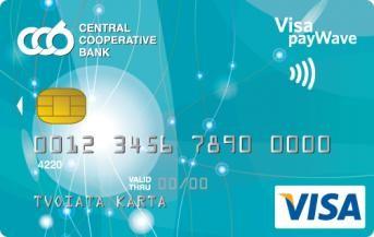 Mastercard Standard I Visa Classic Kreditni Karti Centralna